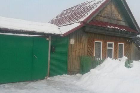 Сдается коттедж посуточнов Юрюзань, улица Ключевая, 36.