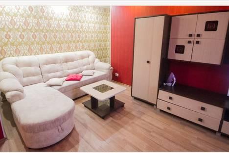 Сдается 1-комнатная квартира посуточнов Оби, улица Гоголя, 17.