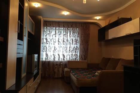 Сдается 1-комнатная квартира посуточнов Пензе, улица Бородина 27.