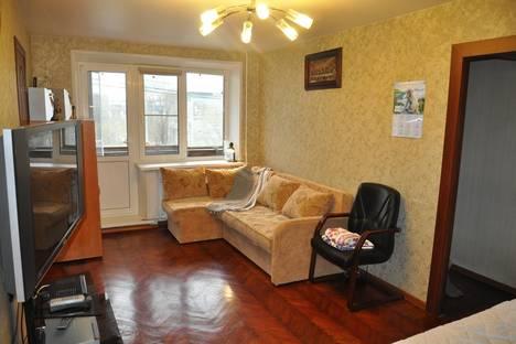 Сдается 1-комнатная квартира посуточнов Наро-Фоминске, улица Ленина, 6.
