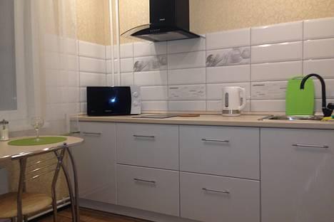 Сдается 1-комнатная квартира посуточно в Барнауле, улица Взлетная 87.