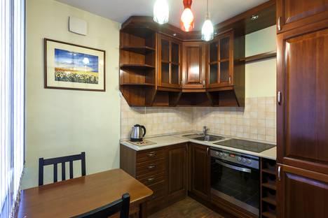 Сдается 1-комнатная квартира посуточно в Красноярске, улица Карла Маркса 135.
