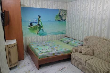 Сдается 1-комнатная квартира посуточно в Алупке, ул. Амет Хана Султана 17б.