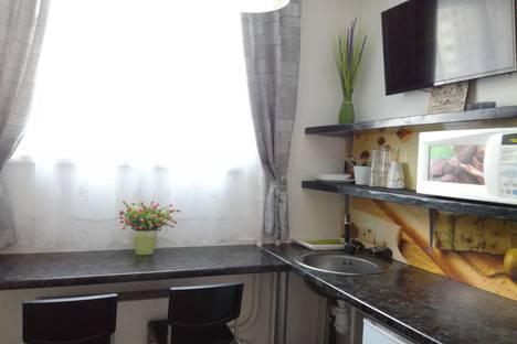 Сдается 1-комнатная квартира посуточно в Берёзовском, Восточная, 9.