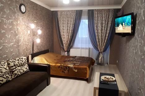 Сдается 1-комнатная квартира посуточно в Краснодаре, ул. им Симиренко, 37/1.