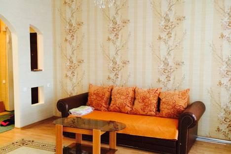 Сдается 2-комнатная квартира посуточно в Североморске, ул. Сафонова, д 3.