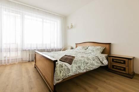 Сдается 2-комнатная квартира посуточно в Москве, ул. Черняховского, 2.