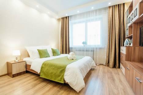 Сдается 1-комнатная квартира посуточно в Калуге, ул. Телевизионная д. 24.
