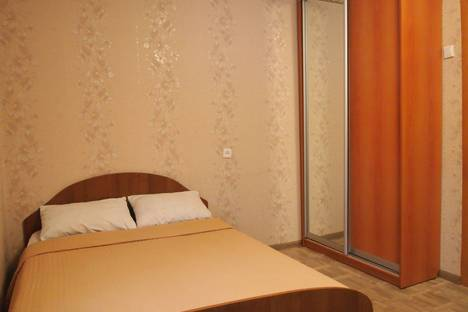 Сдается 1-комнатная квартира посуточно в Челябинске, проспект Победы, 175.
