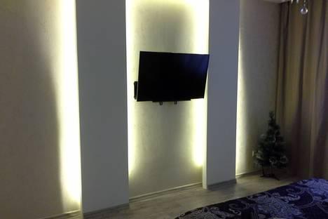 Сдается 1-комнатная квартира посуточно в Чебоксарах, улица Пирогова, 1 к.1.