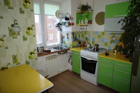 Сдается 1-комнатная квартира посуточно в Байкальске, улица Гагарина, 8.