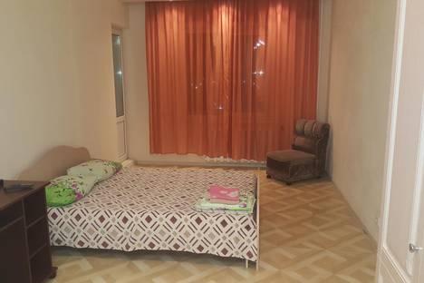 Сдается 1-комнатная квартира посуточно в Якутске, Республика Саха (Якутия),улица Дзержинского 37.
