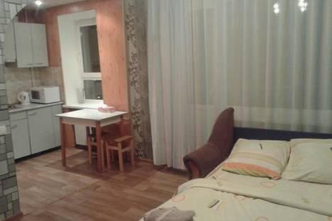 Сдается 1-комнатная квартира посуточно в Днепрорудном, Днепропрудное, Энтузиастов проспект, 21.