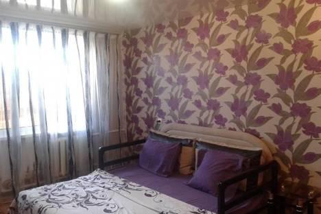 Сдается 1-комнатная квартира посуточнов Энергодаре, улица Комсомольская 9.