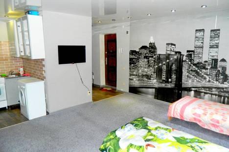 Сдается 2-комнатная квартира посуточно в Печоре, улица Гагарина, 7.