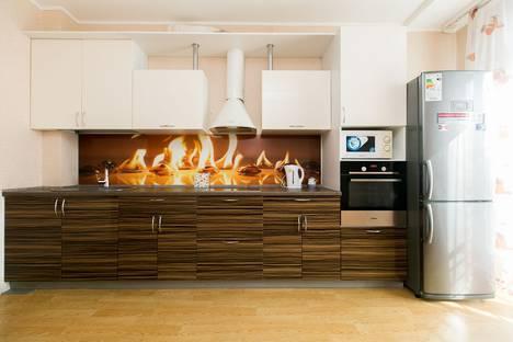 Сдается 2-комнатная квартира посуточно в Новосибирске, улица Семьи Шамшиных, 24/2.