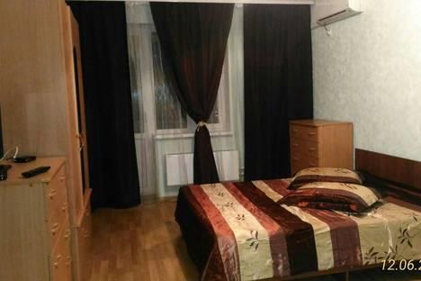Сдается 2-комнатная квартира посуточно в Краснодаре, улица Селезнева 4\а.
