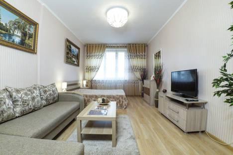 Сдается 1-комнатная квартира посуточно в Казани, Вербная улица, 1а.