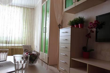 Сдается 1-комнатная квартира посуточнов Нефтекамске, улица Городская 8 б.