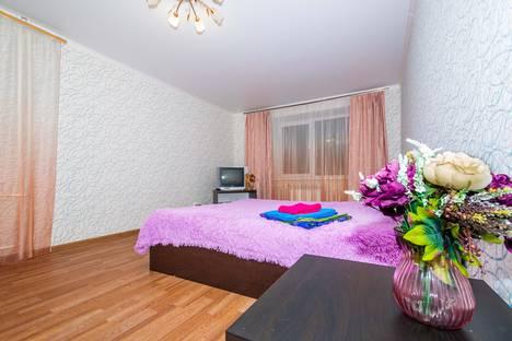 Сдается 1-комнатная квартира посуточно в Саранске, улица Гагарина 93а.