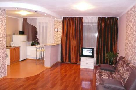 Сдается 1-комнатная квартира посуточнов Томске, улица Учебная 8.