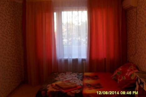 Сдается 1-комнатная квартира посуточно, улица Нефтяников 6а.