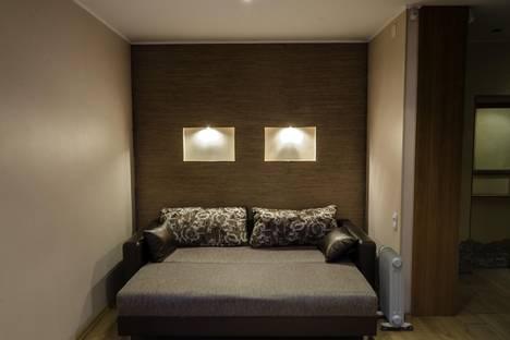 Сдается 2-комнатная квартира посуточно в Красноярске, улица Ладо Кецховели 95.