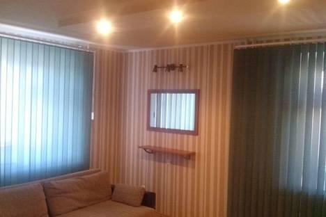 Сдается 2-комнатная квартира посуточнов Казани, Фатыха Амирхана,13.