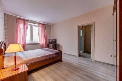 Сдается 1-комнатная квартира посуточно в Санкт-Петербурге, Областная улица, 1.