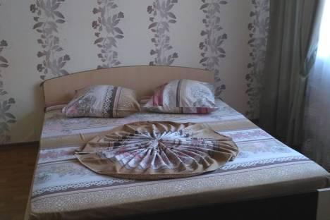Сдается 1-комнатная квартира посуточнов Чехове, Мкр Кузнечики ул. Победы дом 3.