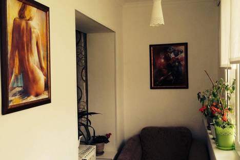Сдается 1-комнатная квартира посуточнов Казани, ул. Маршала Чуйкова, 35А.