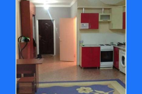 Сдается 1-комнатная квартира посуточно в Астане, Акмолинская область, Астана.улица момышулы 15.