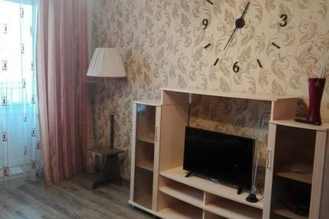 Сдается 1-комнатная квартира посуточно в Барановичах, улица Советская 148.