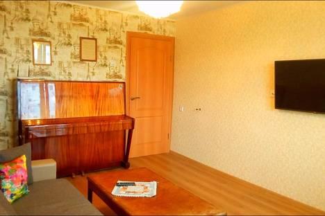 Сдается 2-комнатная квартира посуточно в Пинске, улица Первомайская,174.