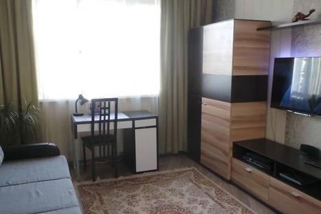 Сдается 1-комнатная квартира посуточно в Иркутске, Ленинградская улица,78.