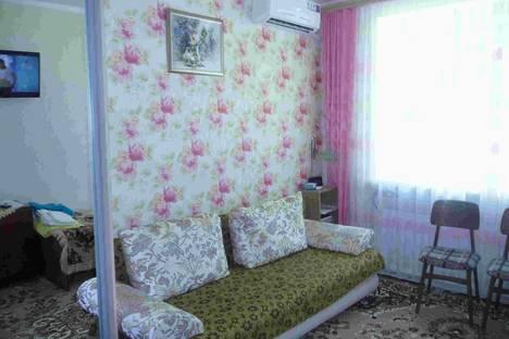 Сдается 1-комнатная квартира посуточнов Железноводске, улица Ленина 3-а.