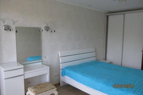 Сдается 2-комнатная квартира посуточно в Алуште, ул.Перекопская 4в ..