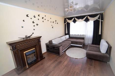 Сдается 2-комнатная квартира посуточнов Солигорске, Октябрьская улица 75.