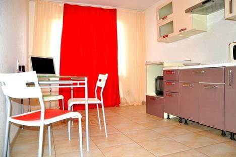 Сдается 1-комнатная квартира посуточнов Екатеринбурге, Базовый переулок, 54.