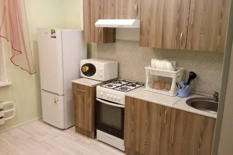 Сдается 2-комнатная квартира посуточно в Казани, улица Юлиуса Фучика, 50.
