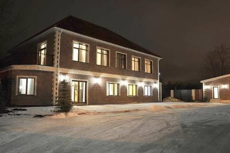 Сдается коттедж посуточнов Зеленогорске, Приморское шоссе, 134.