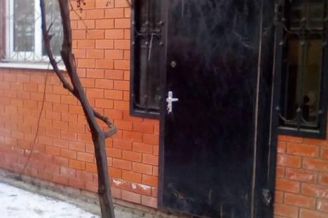 Сдается коттедж посуточно в Краснодаре, улица Жасминовая 60.