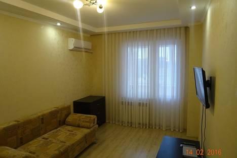 Сдается 1-комнатная квартира посуточно, Черноморская улица 61.