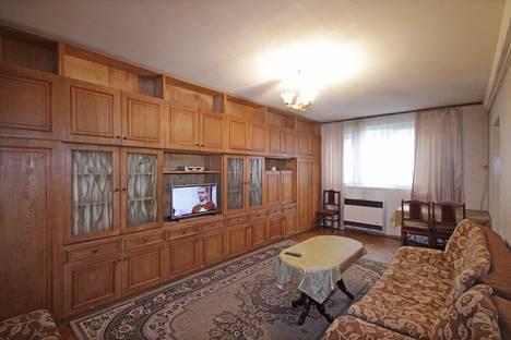Сдается 2-комнатная квартира посуточно в Ереване, ул. Пушкина, 40.