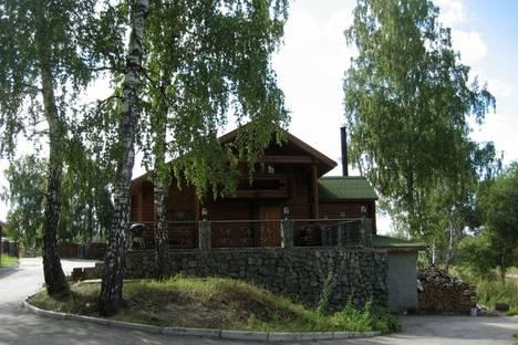Сдается коттедж посуточно в Новосибирске, Раздольное, панельная, 45.