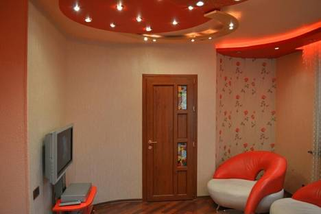 Сдается 2-комнатная квартира посуточно в Ереване, проспект Саят-Нова, 19.