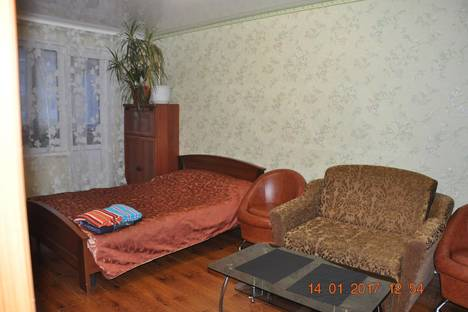 Сдается 1-комнатная квартира посуточно в Мурманске, улица Ломоносова 7к 1.