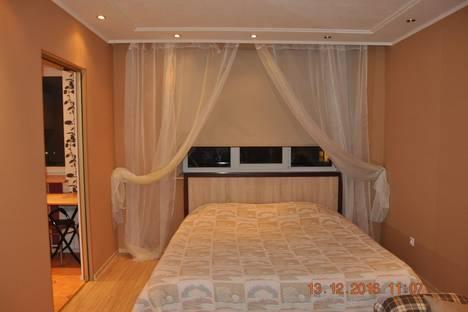 Сдается 1-комнатная квартира посуточно в Мурманске, улица Трудовые резервы, 11.