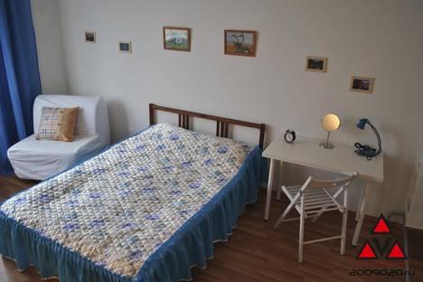 Сдается 3-комнатная квартира посуточнов Екатеринбурге, улица Советская, 44.