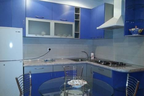 Сдается 2-комнатная квартира посуточно в Ереване, ул. Туманяна, 5.